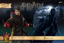 Harry Potter Akční figurka 2-Pack 1/8 Dementor & Harry Potter 16