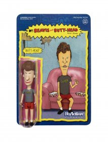 Beavis & Butt-Head ReAction Akční figurka Wave 1 Butthead 10 cm