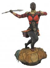Black Panther Marvel Movie Gallery PVC Socha Okoye 23 cm