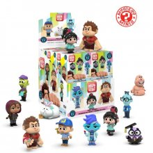 Raubíř Ralf a internet Mystery mini figurky 5 cm Display (12)