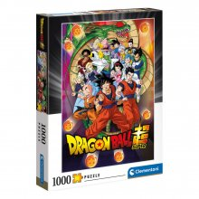 Dragon Ball Super skládací puzzle Characters (1000 pieces)