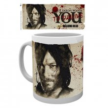 Walking Dead hrnek Daryl Needs You