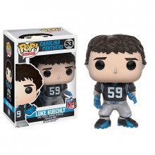 NFL POP! Football figurka Luke Kuechly (Carolina Panthers) 9 cm