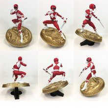 Mighty Morphin Power Rangers PVC Socha Red Ranger 23 cm