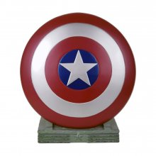Marvel pokladnička Captain America Shield 25 cm