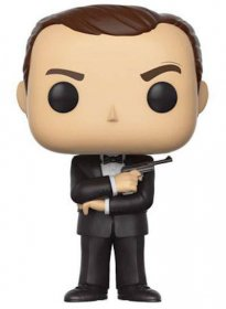 James Bond POP! Movies Vinylová Figurka James Bond Dr. No (Sean