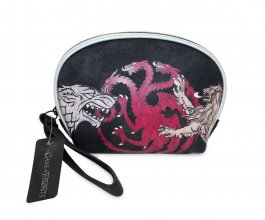 Game of Thrones Cosmetic Bag The House Sigils