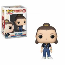 Stranger Things POP! TV Vinylová Figurka Eleven 9 cm