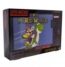 Super Nintendo Luminart světlo Super Mario World 30 cm