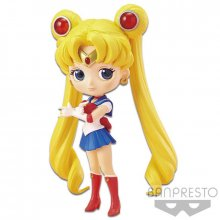 Sailor Moon Q Posket mini figurka Sailor Moon 14 cm
