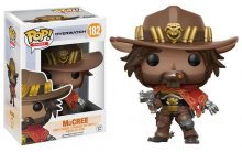 Overwatch POP! Games Vinylová Figurka McCree 9 cm