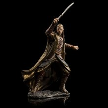 The Hobbit mini soška Lord Elrond of Rivendel 7 cm