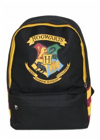 Harry Potter batoh Bradavice Striped Shoulder