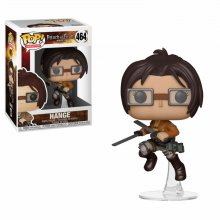 Attack on Titan POP! Animation Vinylová Figurka Hange 9 cm