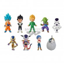 Dragonball Z WCF Figures 7 cm Assortment Mystery Box Edition Res