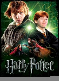 Harry Potter Poster Puzzle Ron Weasley