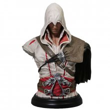 Bysta Assassins Creed Legacy Collection Ezio Auditore18 cm