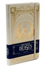 Fantastic Beasts Hardcover Ruled Journal MACUSA