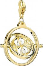 Harry Potter x Swarovski Charm Time Turner (gold plated)
