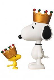 Peanuts UDF Series 5 Mini Figures Crown Snoopy & Woodstock 8 - 3