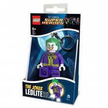 Lego DC Comics Mini-Flashlight with Keychains Joker