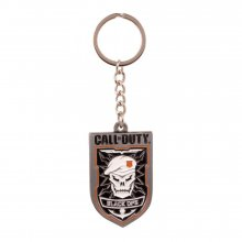 Call of Duty Black Ops 4 Metal Keychain Patch