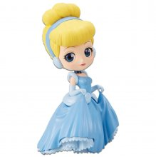 Disney Q Posket mini figurka Cinderella A Normal Color Version 1