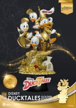 Disney Classic Animation Series D-Stage Diorama DuckTales Golden