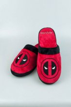 Deadpool Slippers Logo Size L