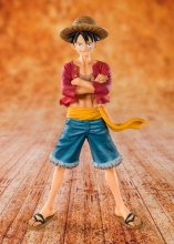 One Piece FiguartsZERO PVC Socha Straw Hat Luffy 14 cm
