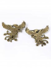 Harry Potter Phoenix Hair Barrette 2-Pack