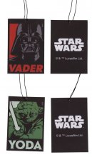 Star Wars Air Freshener Classic Display (48)