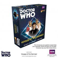 Doctor Who Exterminate! Miniatures Voyage of the Damned *English