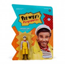 Pee-wee's Playhouse ReAction Akční figurka Captain Carl 10 cm