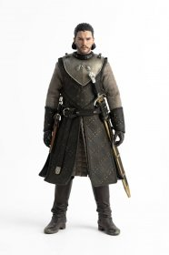 Game of Thrones Akční figurka 1/6 Jon Snow (Season 8) 29 cm