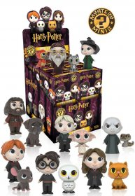 Harry Potter Mystery Mini Figures 6 cm Series 1 Display (12)