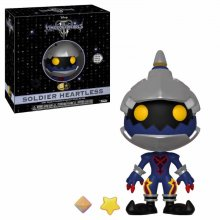 Kingdom Hearts 3 5-Star Vinylová Figurka Soldier Heartless 8 cm