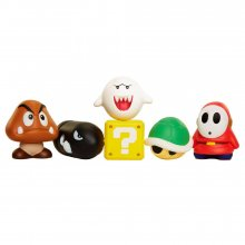 Super Mario Squish-Dee-Lish Stress Figures Blind Bags Series 1 D