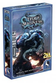 Tides of Madness: Wogen des Wahnsinn karetní hra *German Version