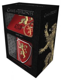 Game of Thrones dárkový box Lannister
