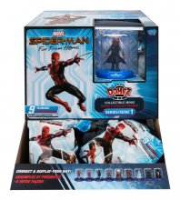 Spider-Man Far From Home Domez mini figurky 7 cm Series 1 Displa