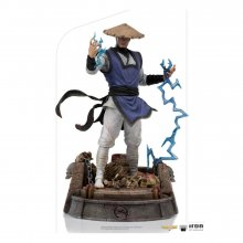 Mortal Kombat Art Scale Socha 1/10 Raiden 24 cm