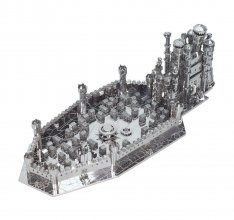 Game of Thrones 3D Metal Model Kit King's Landing