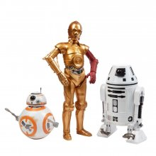 Star Wars Episode VII Action Figure 3-Pack Droids Exclusive 10 c