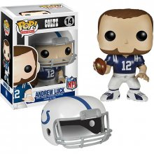 NFL POP! Football figurka Andrew Luck (Colts) 9 cm