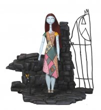 Nightmare before Christmas Select Action Figure Series 1 Sally 1