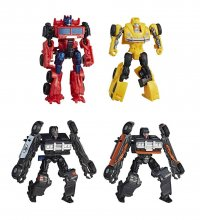 Transformers Bumblebee Energon Igniters Power Speed Action Figur