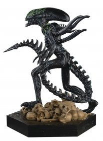 The Alien & Predator Figurine Collection Grid Xenomorph (Alien v