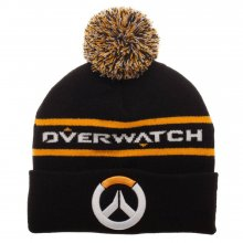 Overwatch Beanie 3D Jaquarded Logo