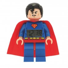 Lego DC Comics Super Heroes Budík Superman